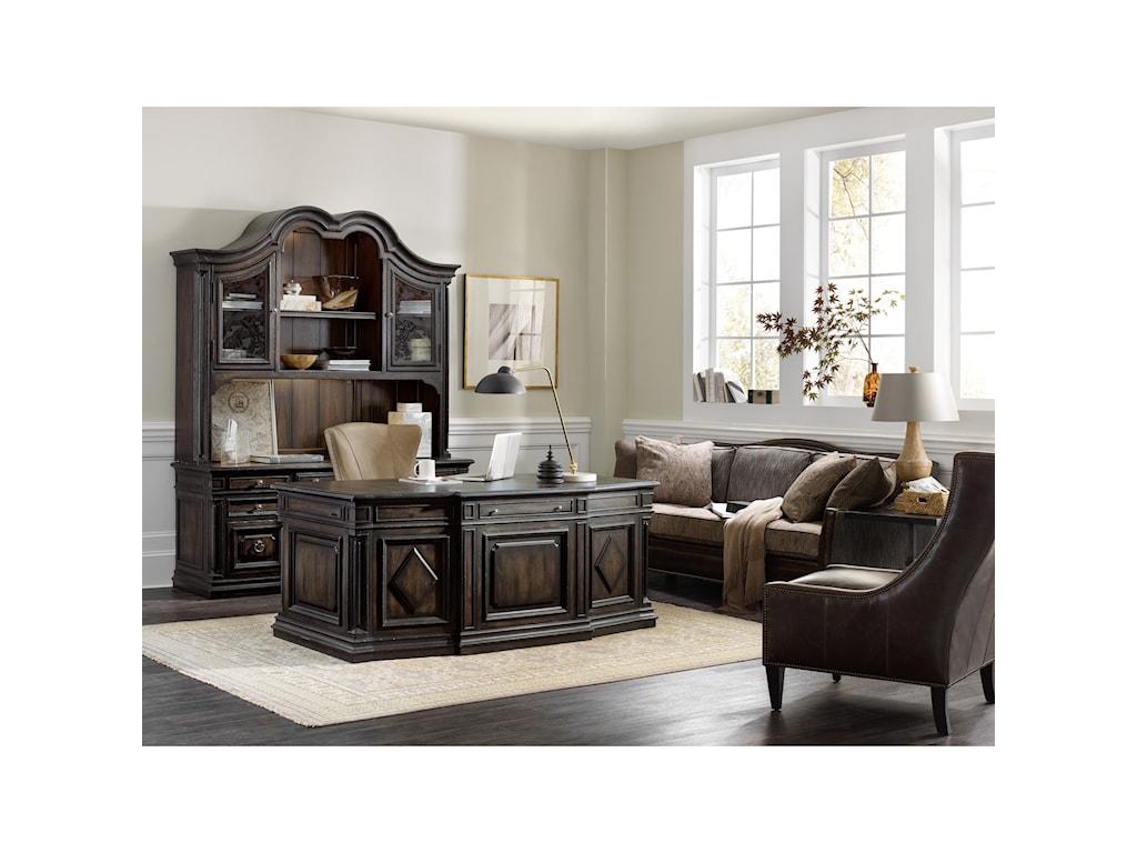 Hooker Furniture AuberoseExecutive Desk