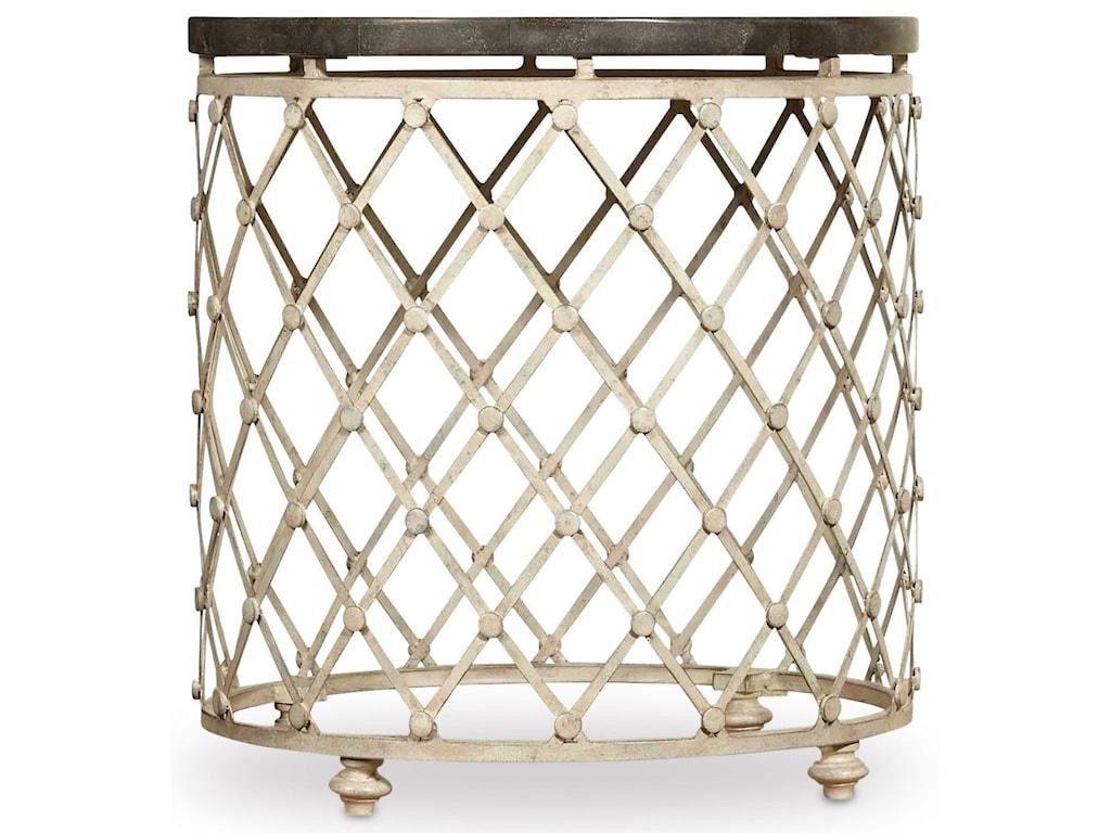 Hooker Furniture AuberoseDrum Table