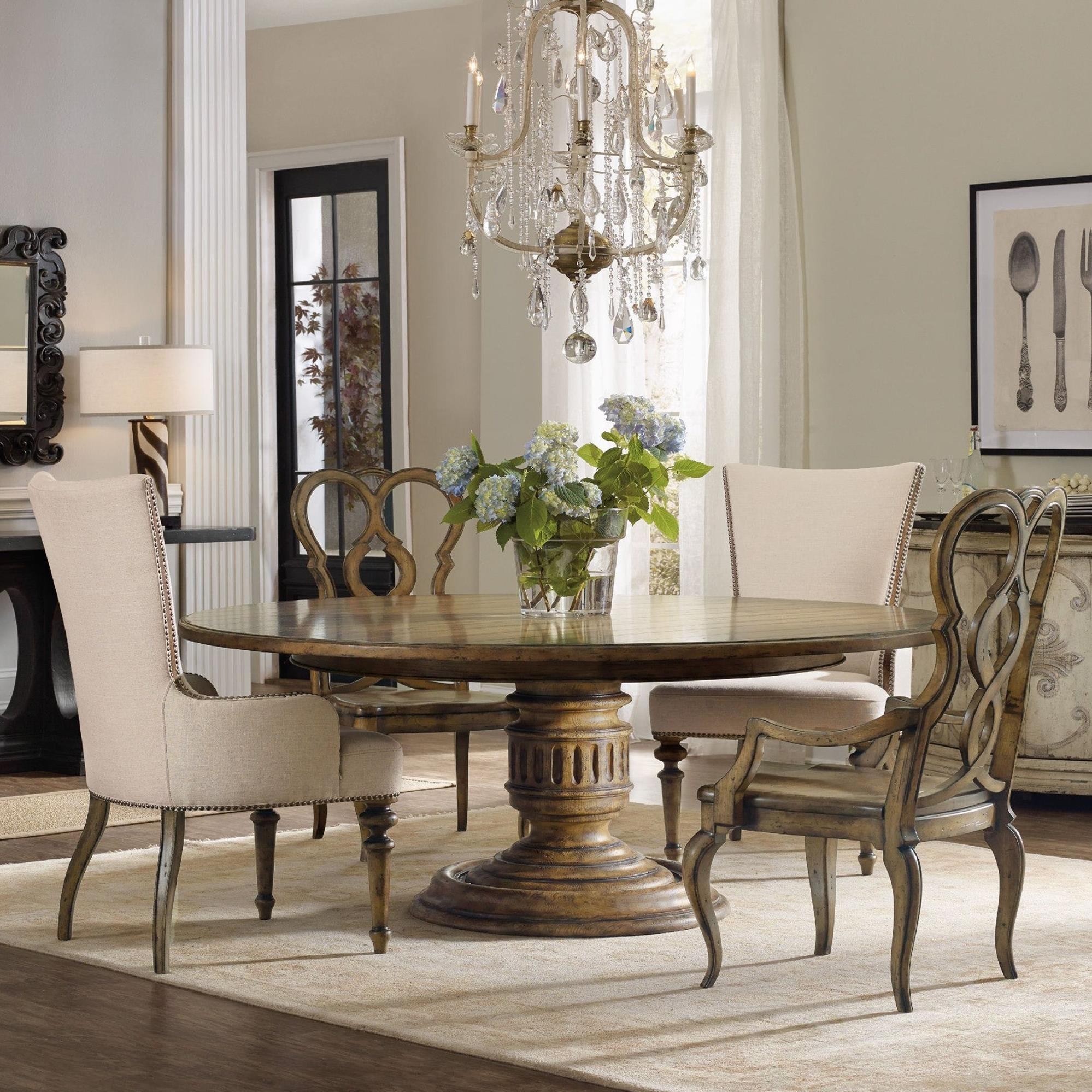 Hooker Furniture Auberose5 Piece Dining Set ...