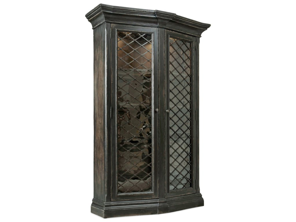 Hooker Furniture AuberoseDisplay Cabinet