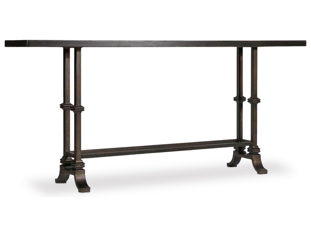Hooker furniture auberose 1595 85003 ltbk traditional console hooker furniture auberose 1595 85003 ltbk traditional console table dunk bright furniture sofa tablesconsoles geotapseo Image collections