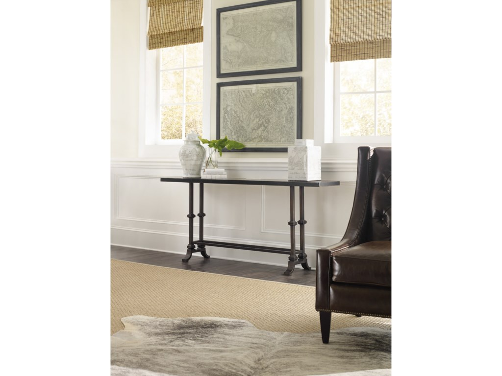 Hooker Furniture AuberoseTraditional Console Table