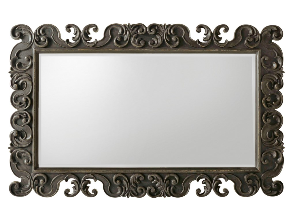 Hooker Furniture AuberoseDecorative Landscape Mirror