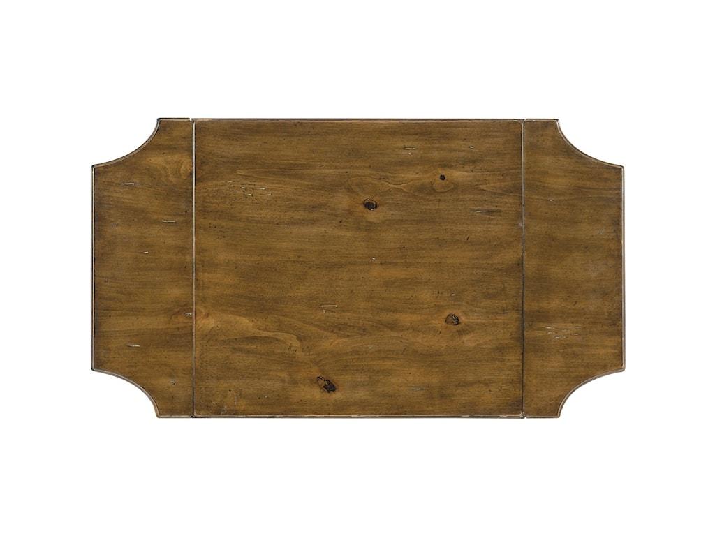 Hooker Furniture BallanthyneDrop Leaf Telephone Table