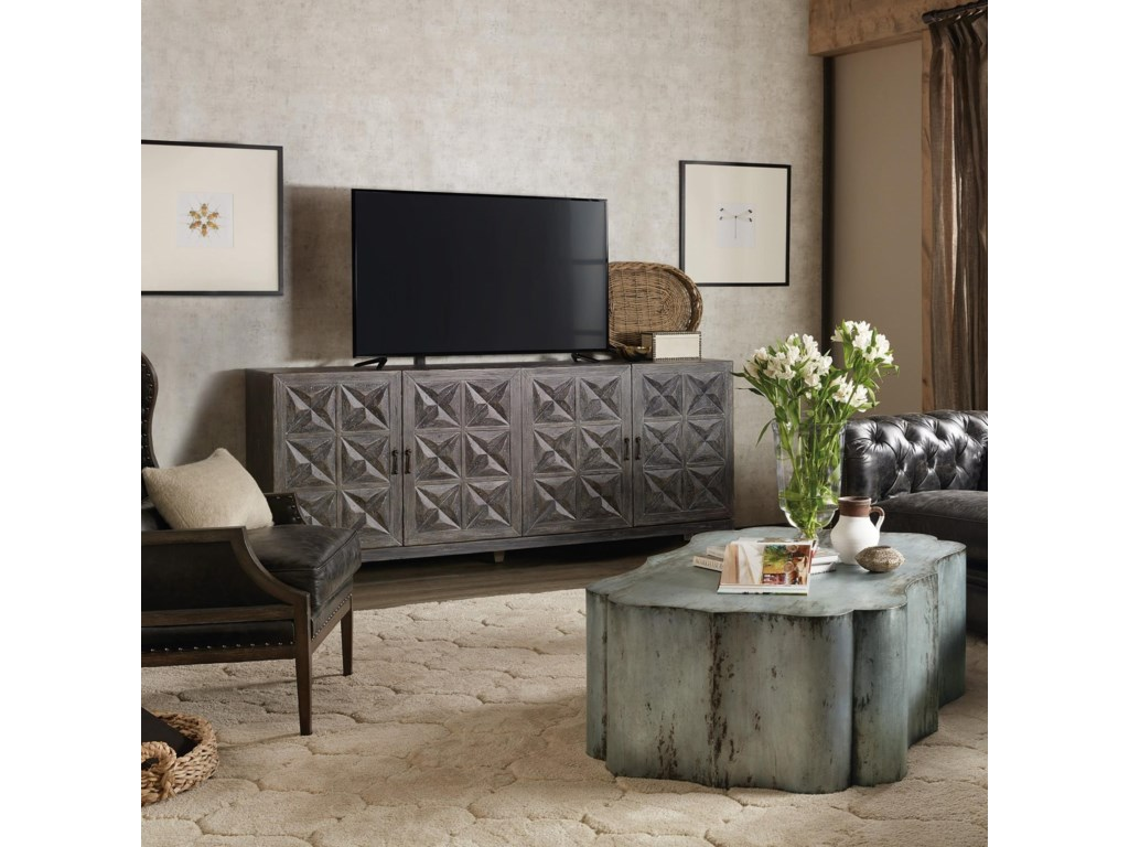 Hooker Furniture BeaumontEntertainment Console