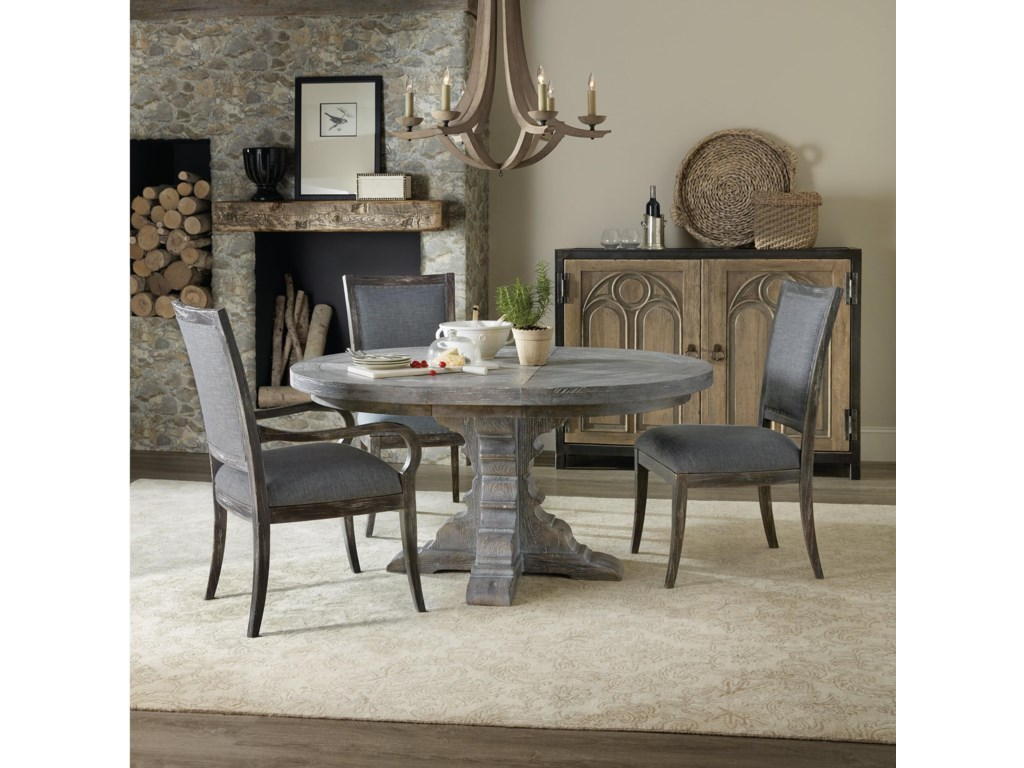 Hooker Furniture BeaumontRound Dining Table