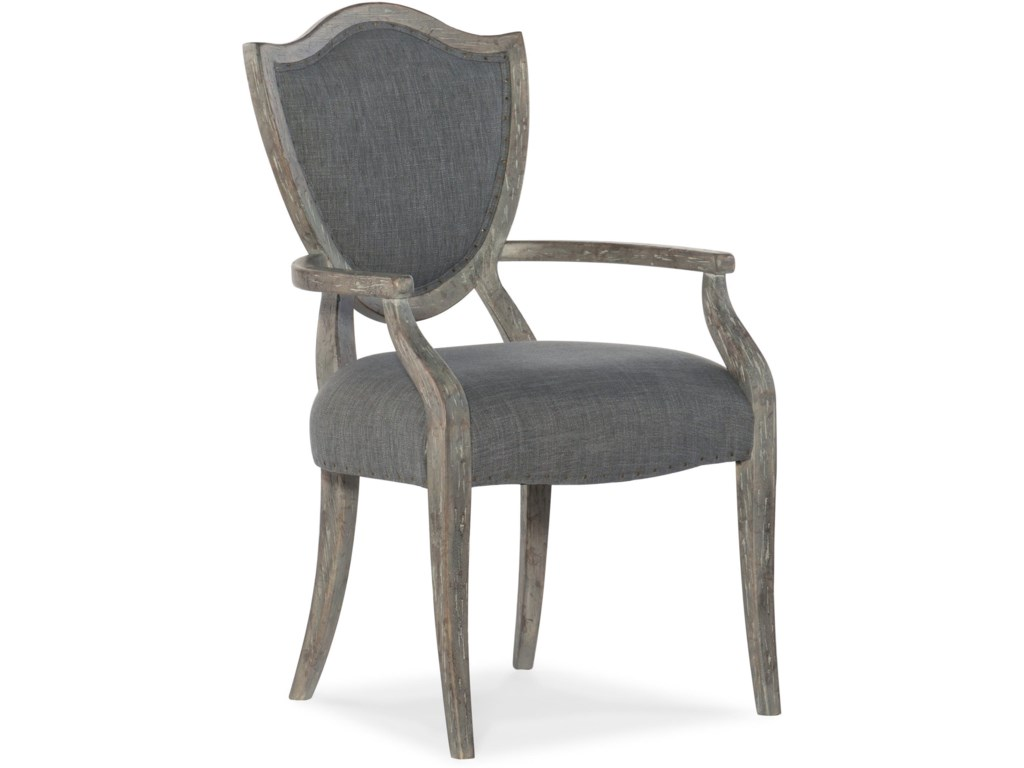 Hooker Furniture BeaumontShield-Back Arm Chair