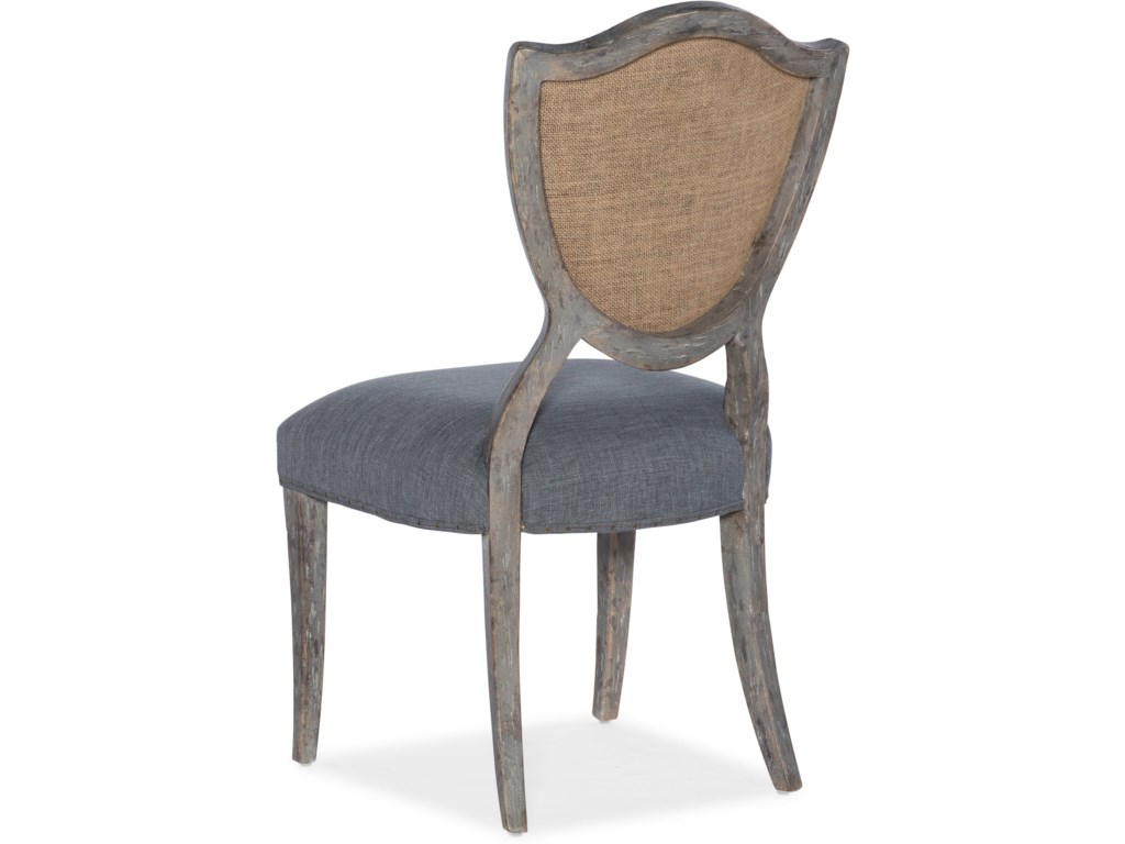 Hooker Furniture BeaumontShield-Back Side Chair