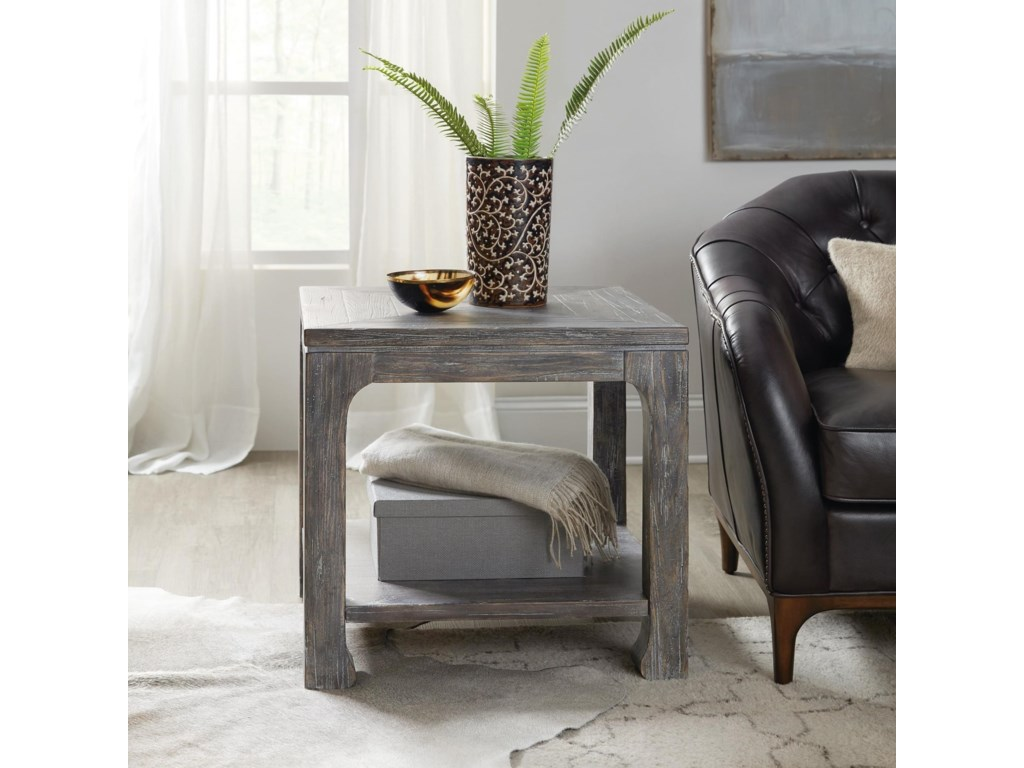 Hooker Furniture BeaumontSquare End Table