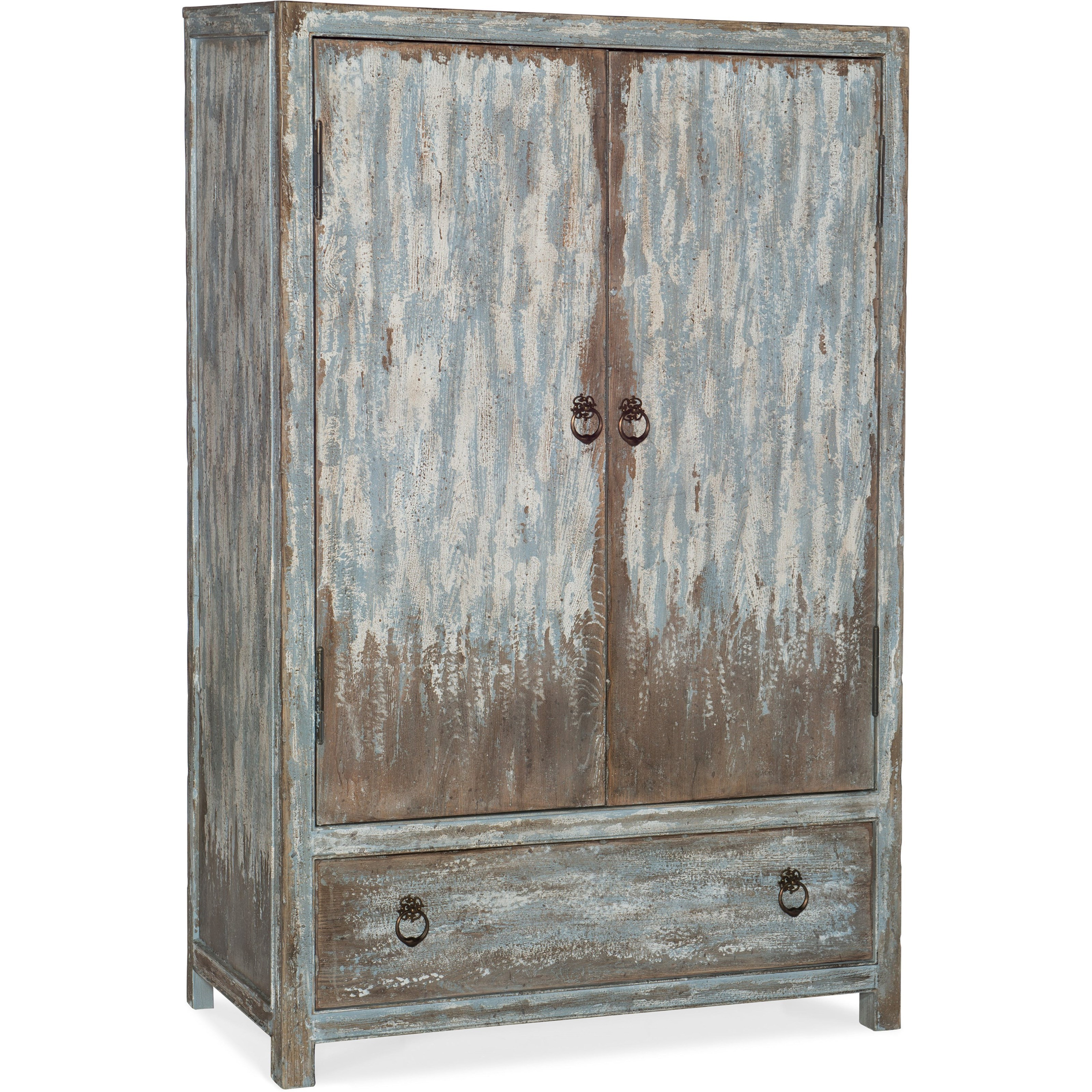 Beaumont Relaxed Vintage Dressing Chest By Hooker Furniture