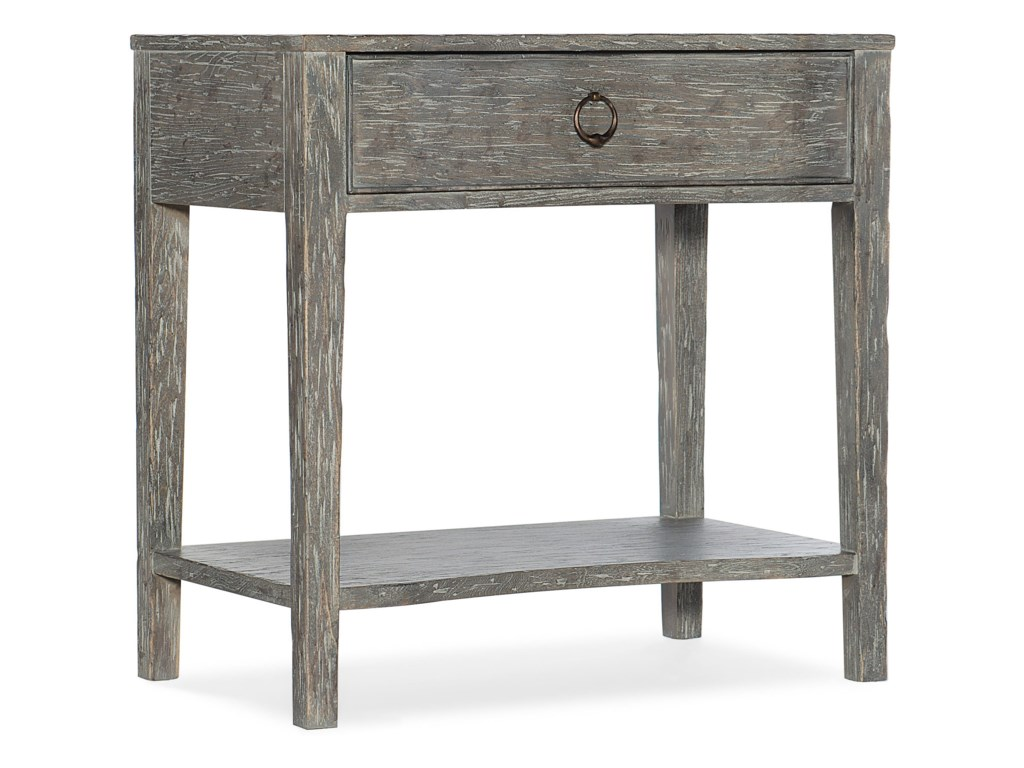 Hooker Furniture BeaumontOne-Drawer Nightstand