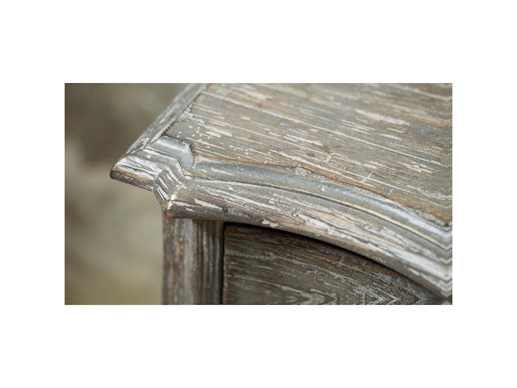 Hooker Furniture BeaumontTwo-Drawer Nightstand