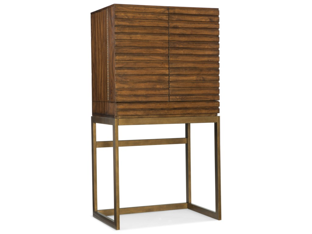 Hooker Furniture Big SurBar Cabinet