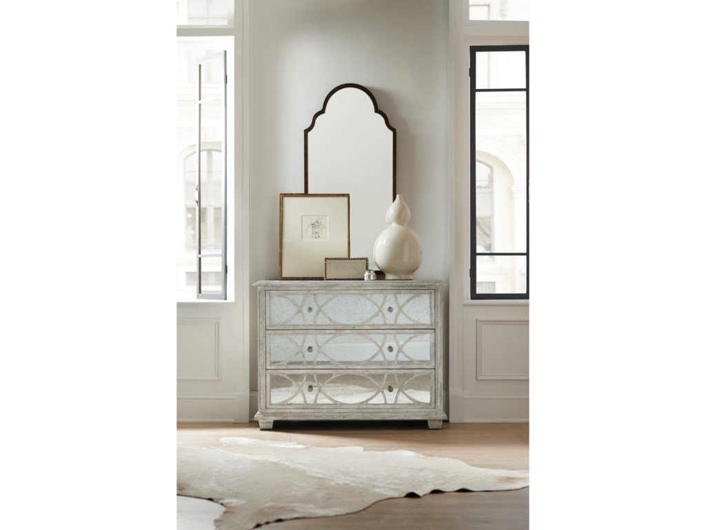 Hooker Furniture BohemeDuvel Accent Chest