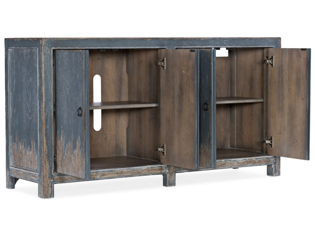 Hooker Furniture BohemeFour Door Media Console
