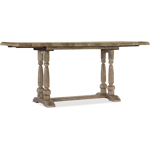 Hooker Furniture Boheme Adjustable Height Brasserie Friendship Table