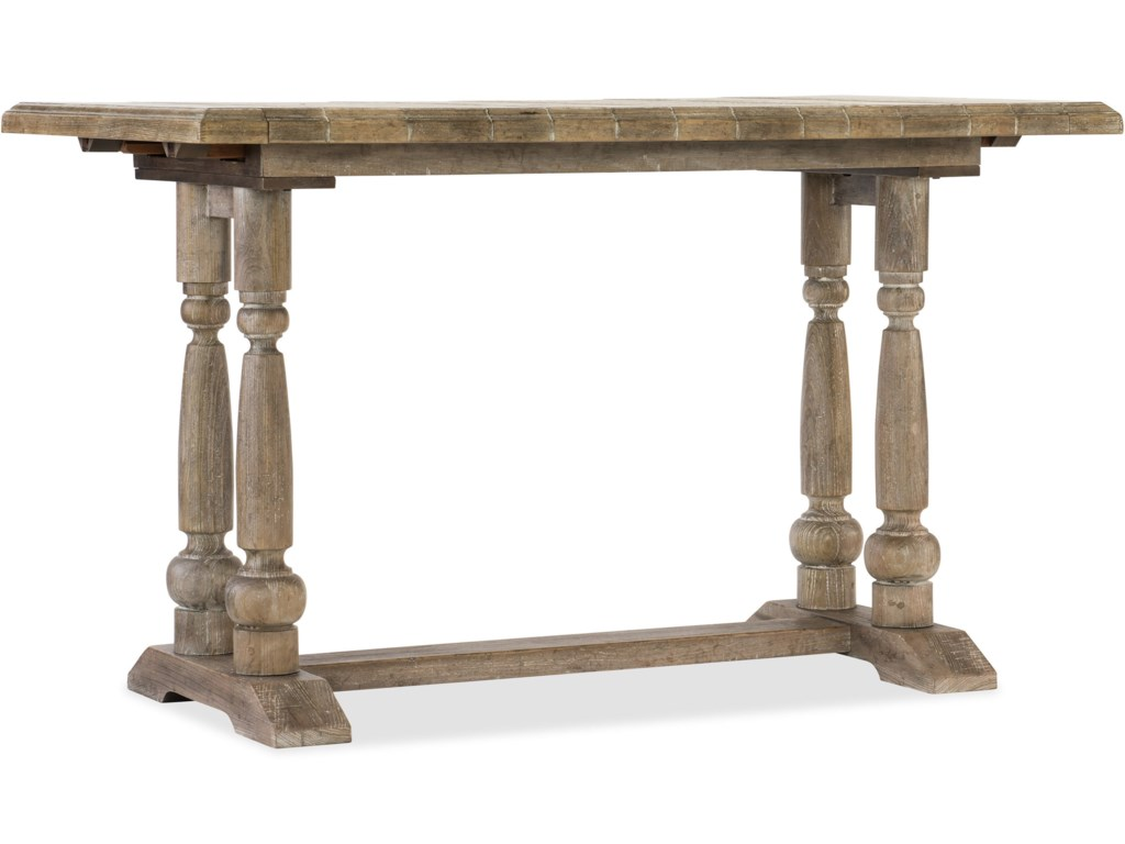 Hooker Furniture BohemeBrasserie Friendship Table