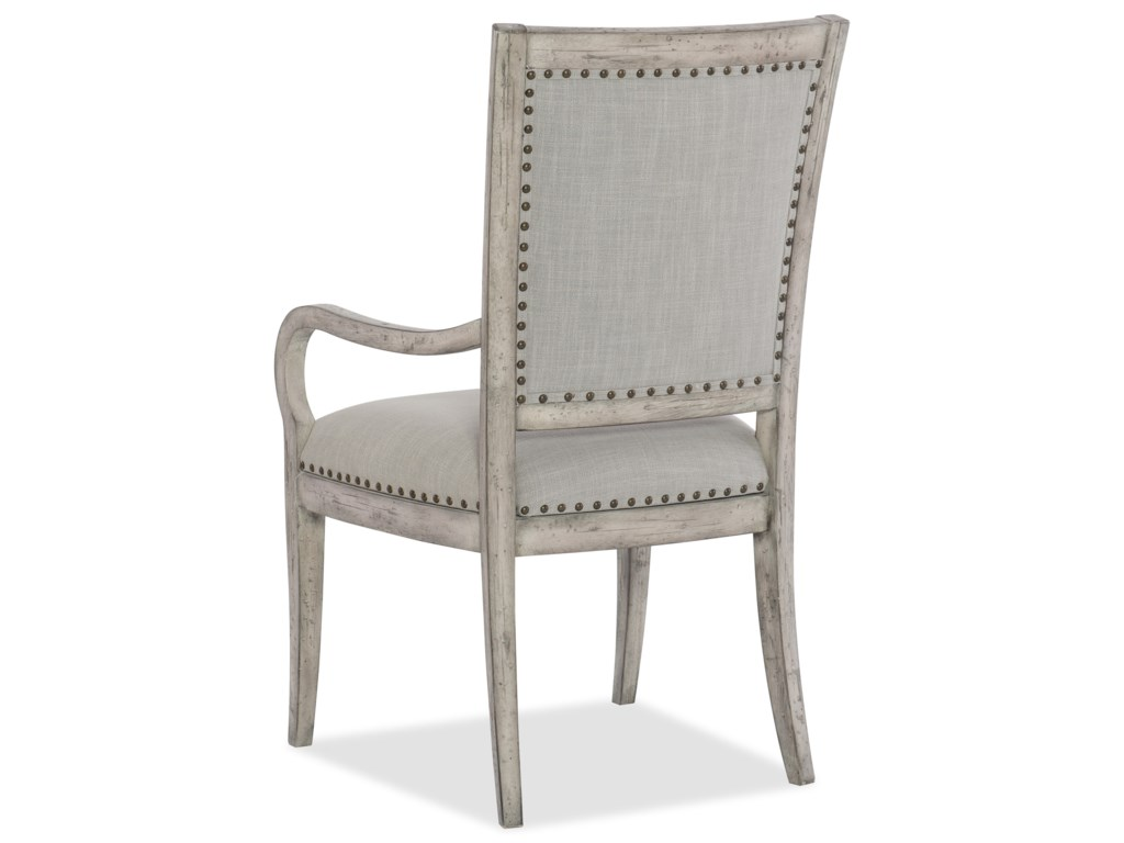 Hooker Furniture BohemeVitton Upholstered Arm Chair