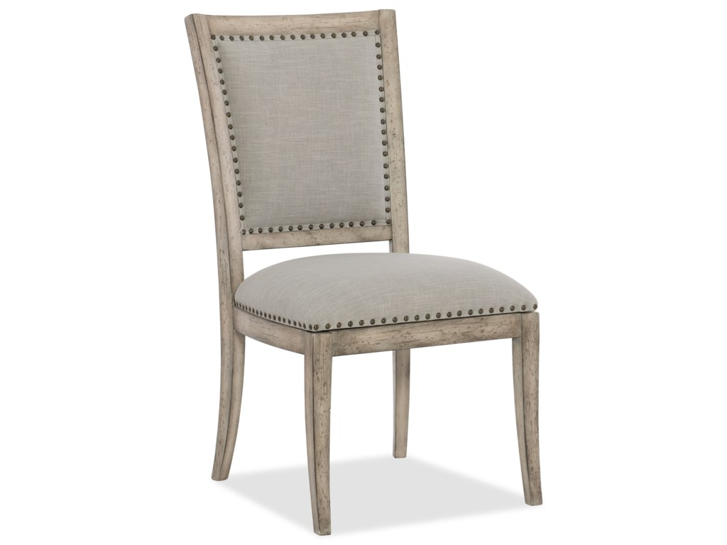 Hooker Furniture BohemeVitton Upholstered Side Chair
