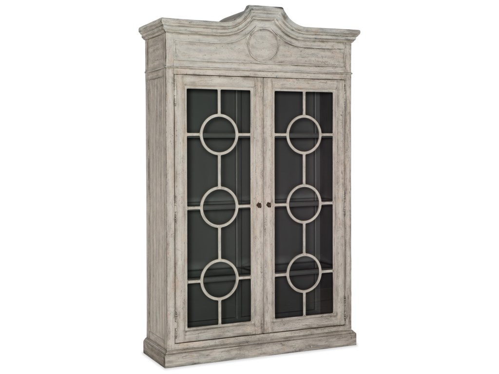 Hooker Furniture BohemeBaptiste Display Cabinet