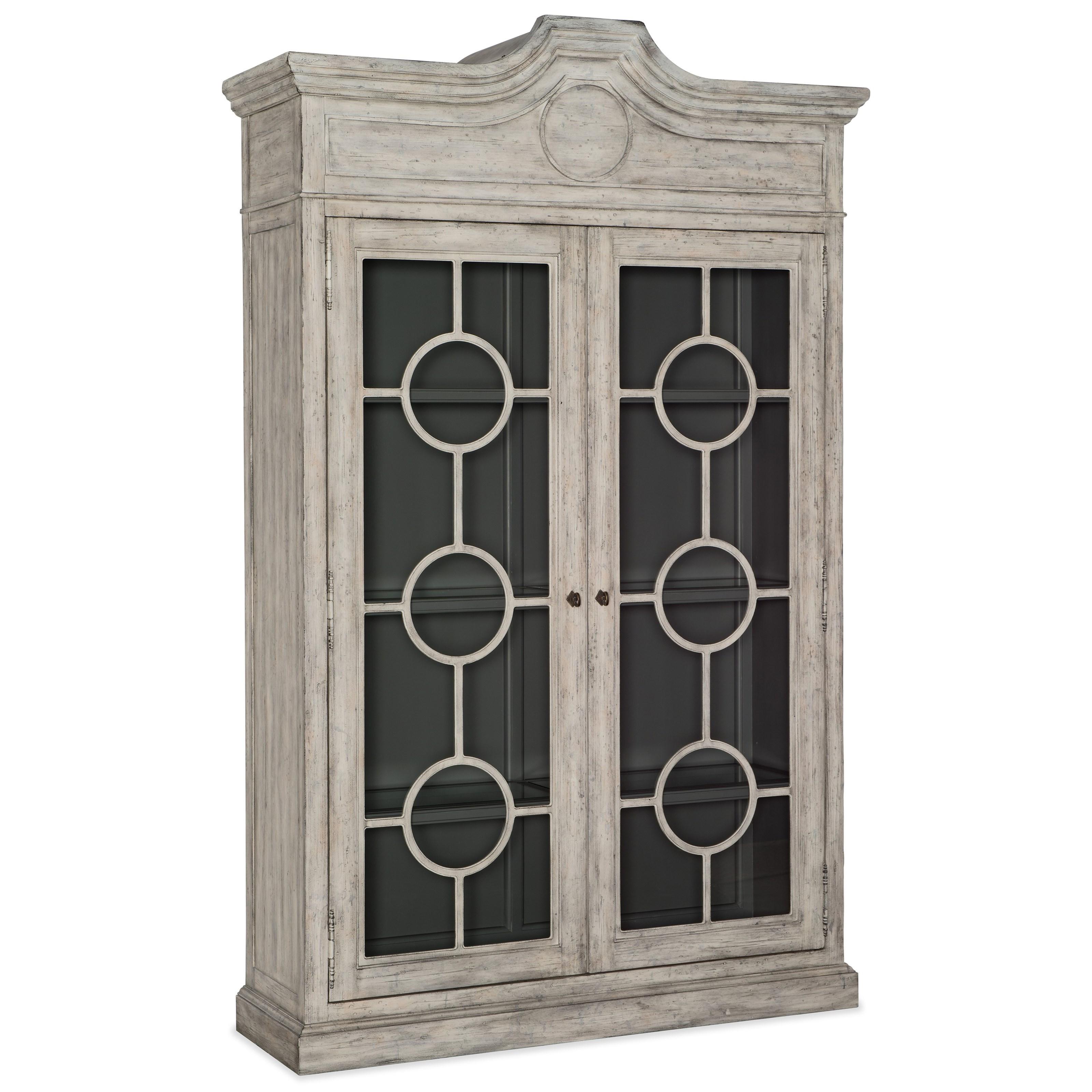Charmant Hooker Furniture BohemeBaptiste Display Cabinet ...
