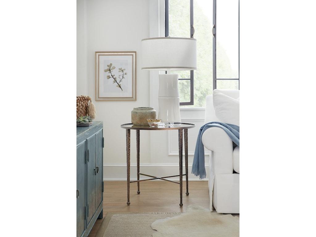 Hooker Furniture BohemeLiege End Table