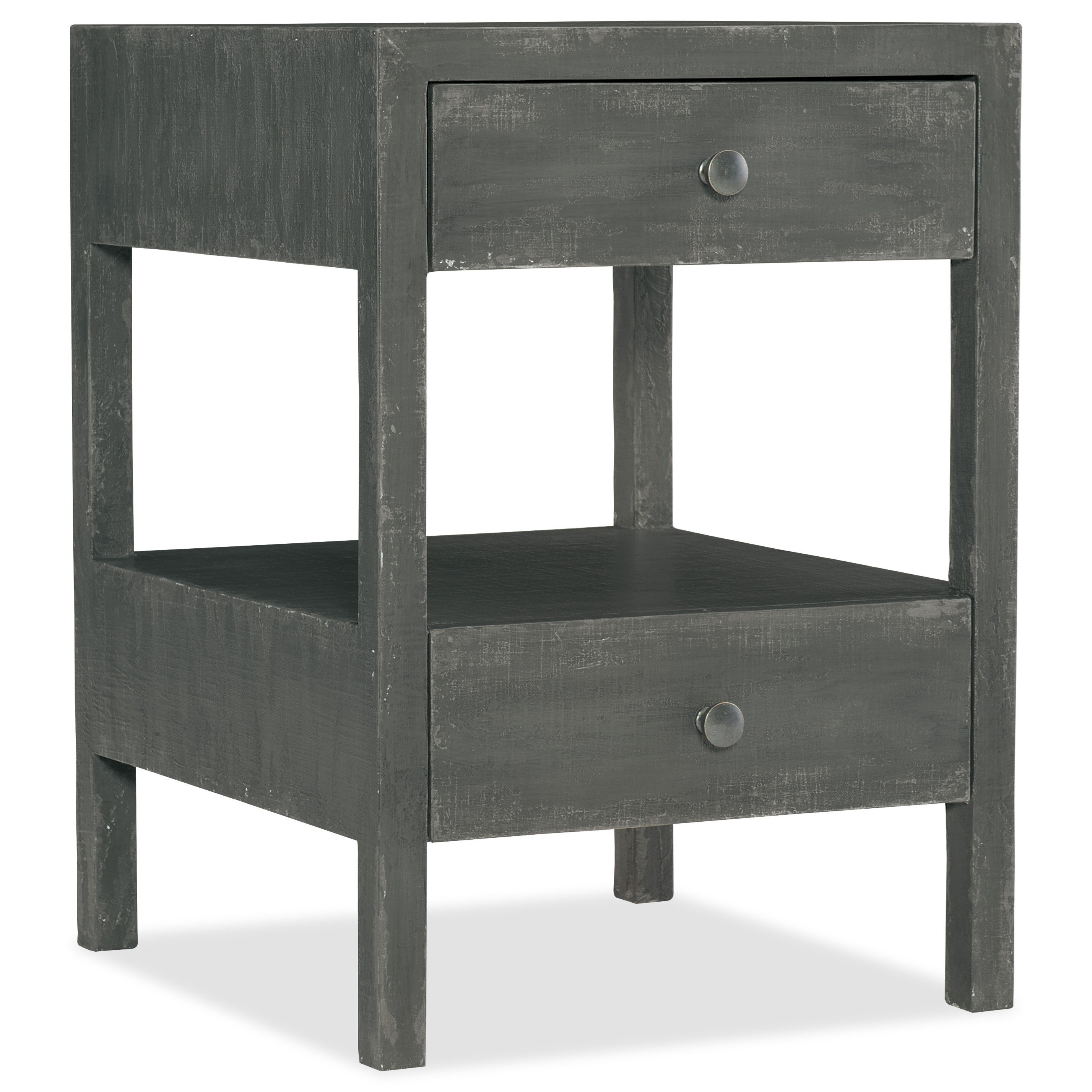 Hooker Furniture Boheme 5750 90115 Blu Brussels Two Drawer