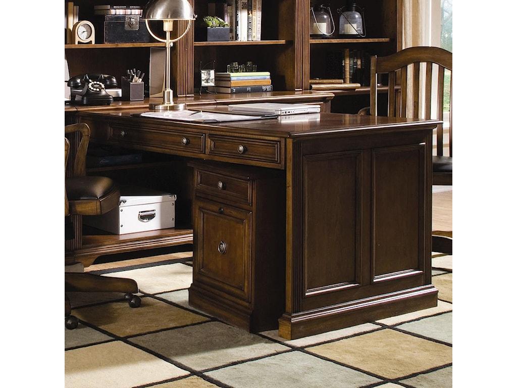 Hamilton Home BrookhavenPeninsula Desk
