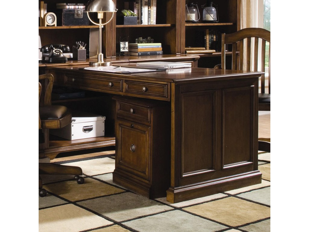Hooker Furniture BrookhavenPeninsula Desk