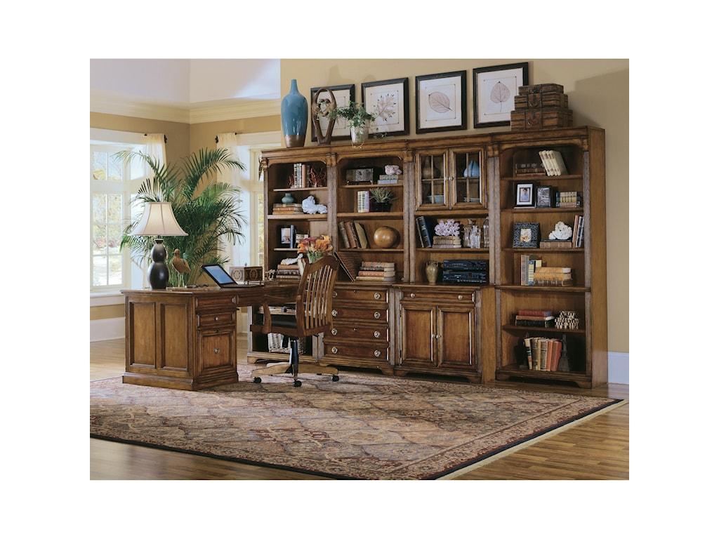 Hooker Furniture BrookhavenPeninsula Desk