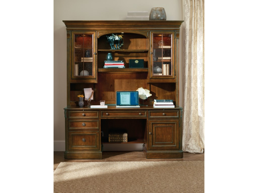 Hooker Furniture BrookhavenComputer Credenza