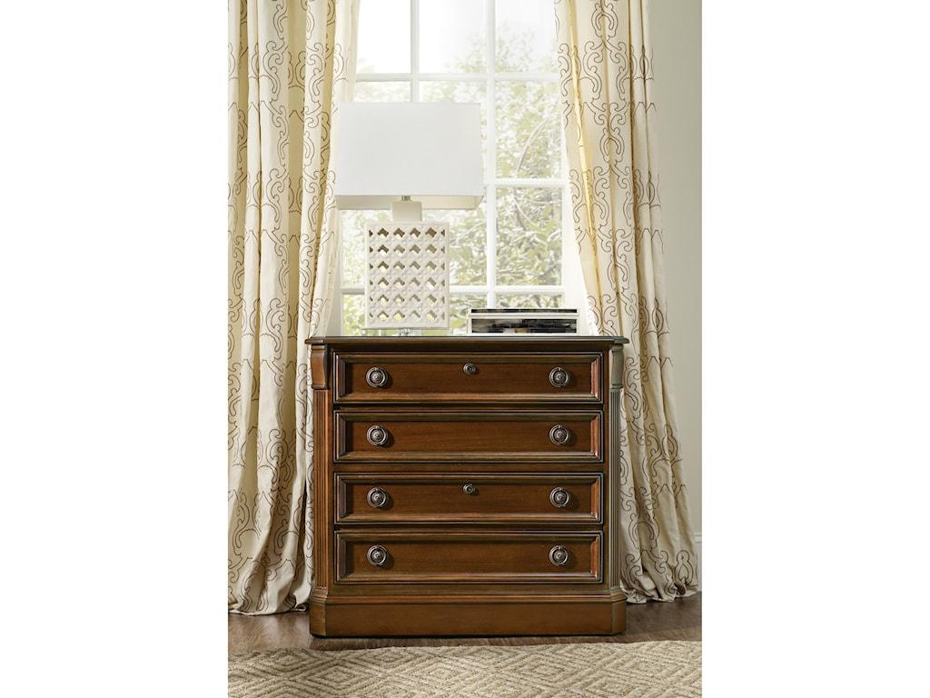 Hooker Furniture BrookhavenLateral File Cabinet