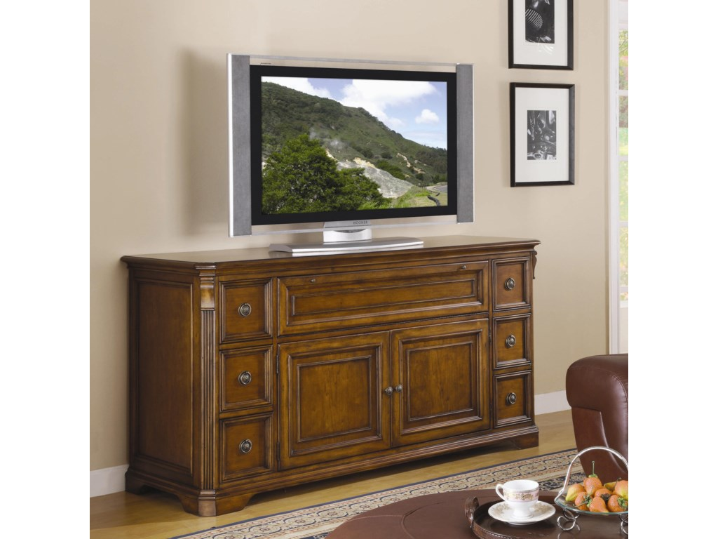 Hooker Furniture BrookhavenEntertainment Console