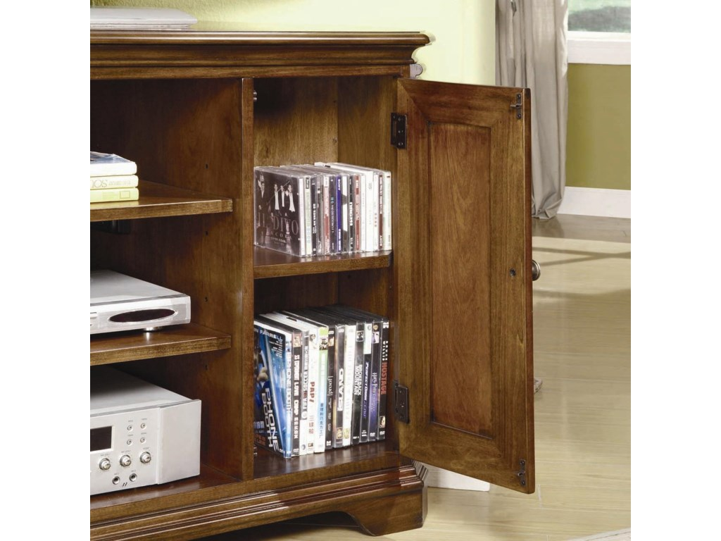 Hooker Furniture BrookhavenCorner Console