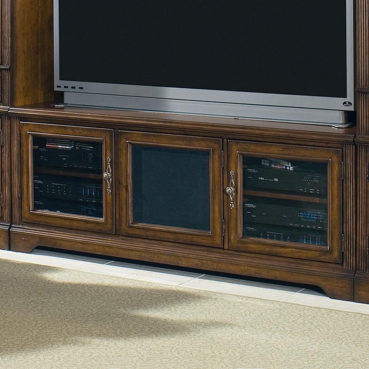 Hooker Furniture Brookhaven Three Door TV Console