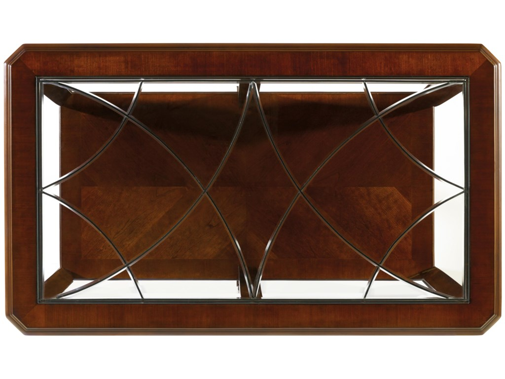 Hamilton Home BrookhavenRectangular Cocktail Table