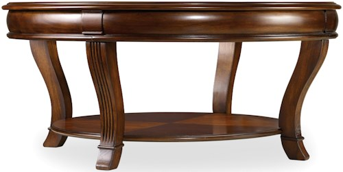 Hamilton Home Brookhaven Round Cocktail Table