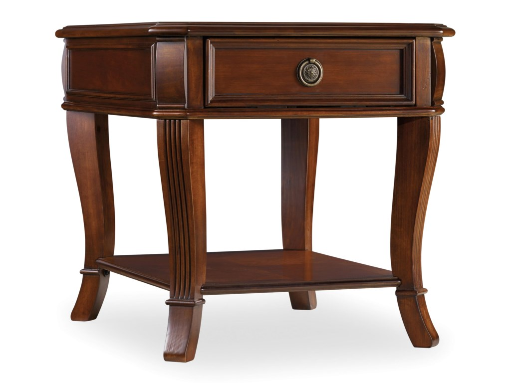 Hooker Furniture BrookhavenEnd Table