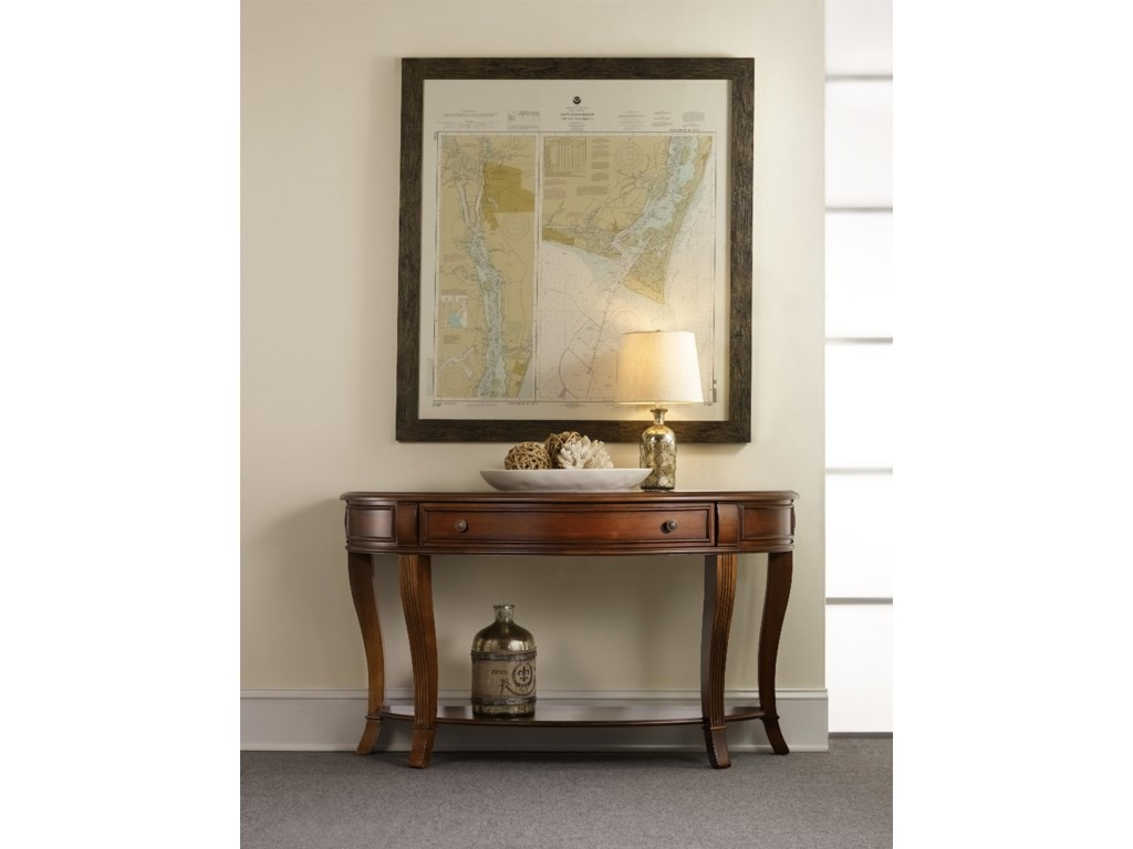 Hooker Furniture BrookhavenSofa Table