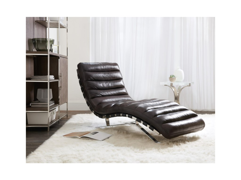 Hooker Furniture CaddockChaise without Arm
