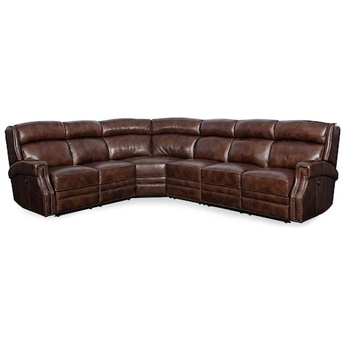 Hooker Furniture Carlisle Corner Wedge