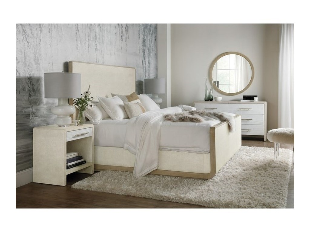 Hooker Furniture CascadeCalifornia King Bedroom Group
