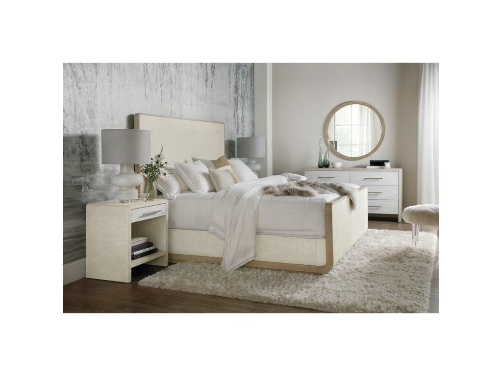 Hooker Furniture CascadeQueen Bedroom Group