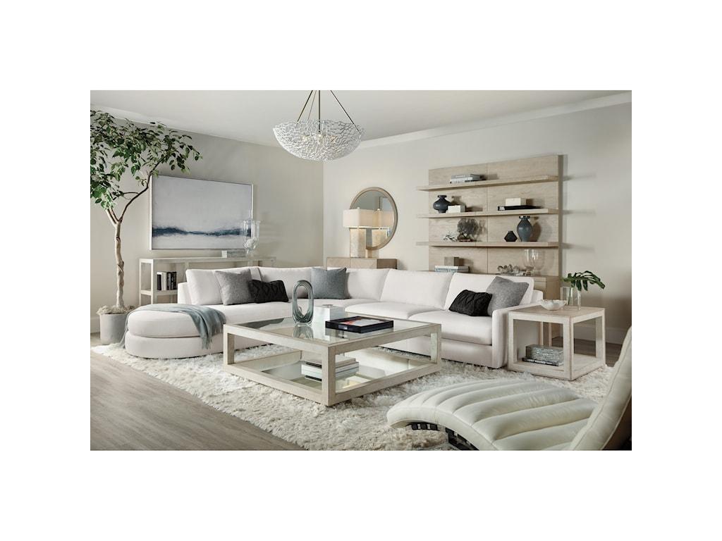 Hooker Furniture CascadeConsole Table