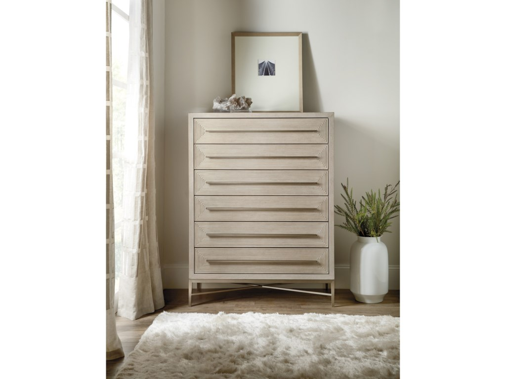 Hooker Furniture CascadeDrawer Chest