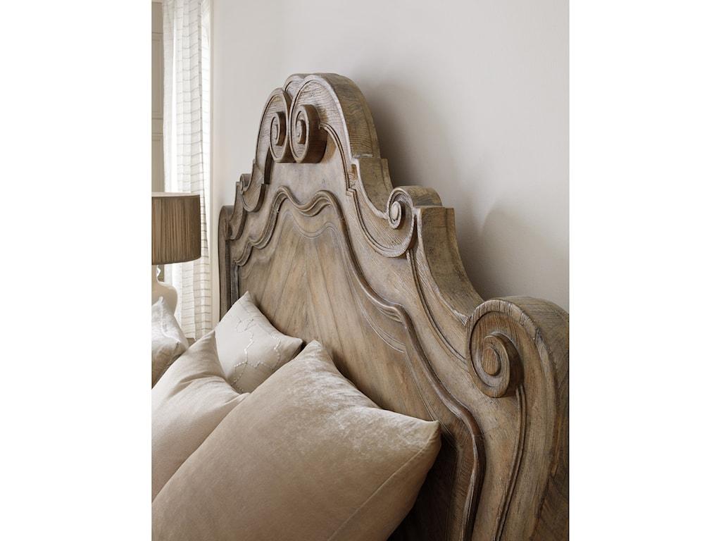 Hooker Furniture CastellaKing Panel Bed
