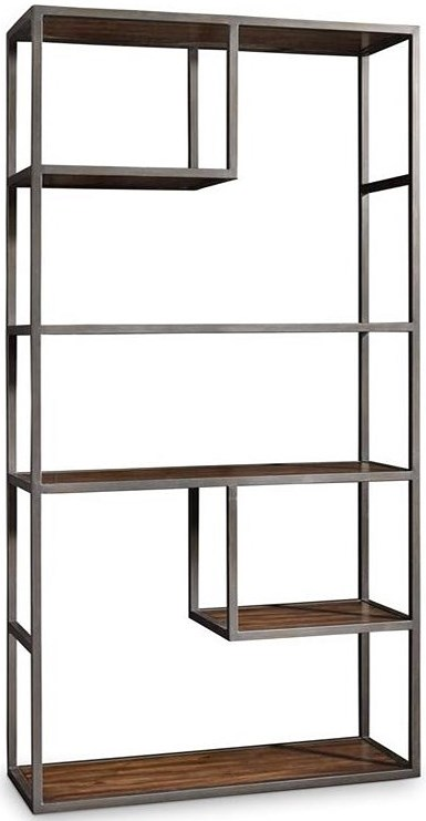 Hooker Furniture Chadwick Bunching Bookcase with 5 Shelves