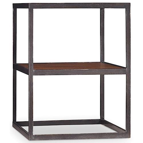 Hamilton Home Chadwick End Table with Shelf