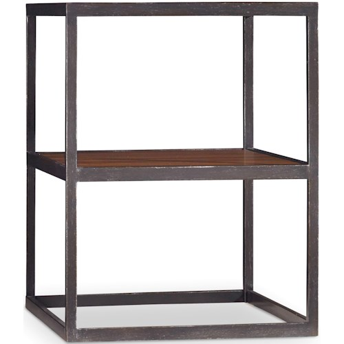 Hooker Furniture Chadwick End Table with Shelf