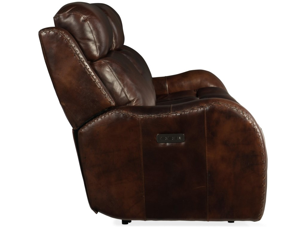 Hooker Furniture ChambersPower Recliner Sofa